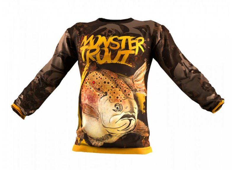 Bluza Monster Trout